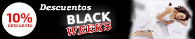 Black Weeks descuento 10% en todos los pedidoss