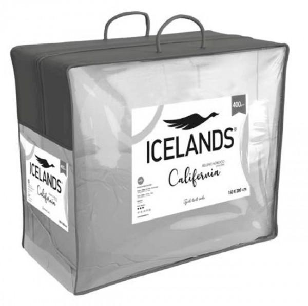 Relleno nórdico California 400gr  90 cm ICELANDS