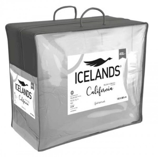 Relleno nórdico California 400gr 160/180 cm ICELANDS
