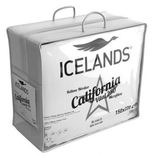 Relleno nórdico California 250gr  90 cm ICELANDS