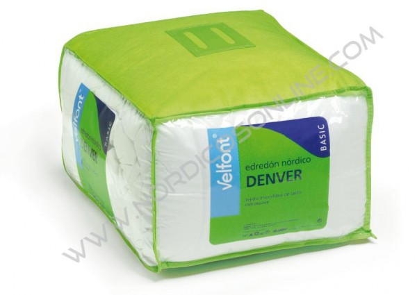 Relleno nordico Denver Duo Eco 250+125gr 160/180 cm Velfont