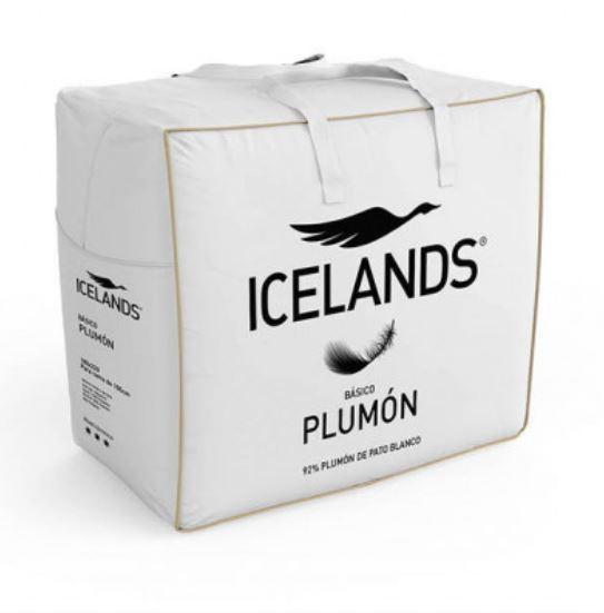 Relleno nórdico Básico Plumón 135 cm ICELANDS