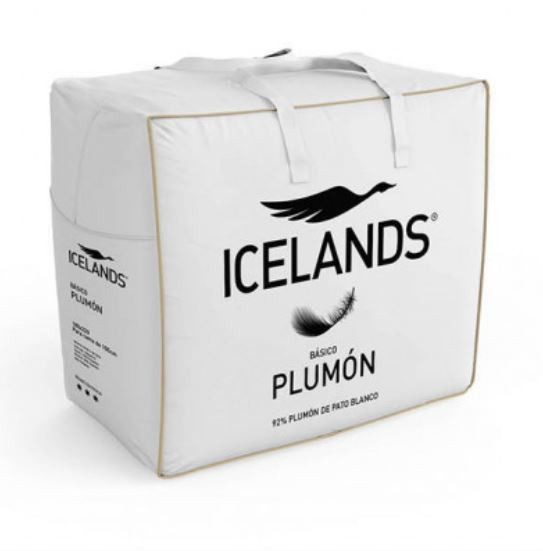 Relleno nórdico Básico Plumón 150 cm ICELANDS