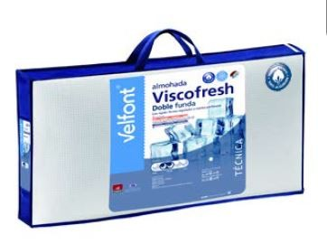 Almohada Viscofresh 50x70 Velfont