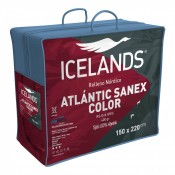 Relleno nordico Atlantic Sanex Color 400 gr 160 180 cm Icelands