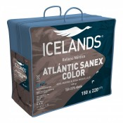Relleno nordico Atlantic Sanex Color Largo 400 gr 160 180 cm Icelands