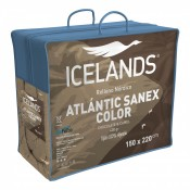 Relleno nórdico Atlantic Sanex Color Extra Largo 400 gr 105 cm Icelands