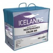 Relleno nordico Mediterraneo Color Maxi 350 gr  90 cm Icelands