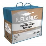 Relleno nordico Mediterraneo Color Maxi 350 gr 105 cm Icelands