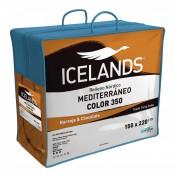 Relleno nordico Mediterraneo Color Maxi 350 gr 135 cm Icelands