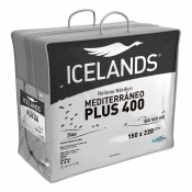 Relleno nordico Mediterraneo Plus 400 gr  90 cm Icelands