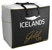 Relleno nordico GOLD Ligero 125gr ICELANDS 160 180cm