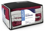Relleno nordico Denver Bicolor Maxi 105 cm Velfont