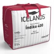 Relleno nordico Indiko 400 gr 200 cm Icelands