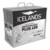 Relleno nordico Mediterraneo Plus 400 gr 160 180 cm Icelands