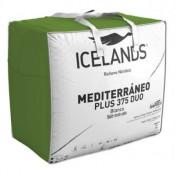 Relleno nordico 160 180 cm Mediterraneo Plus Duo 250 125 gr Icelands
