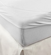 Protector de colchón 150 Rizo Antiácaros VELFONT